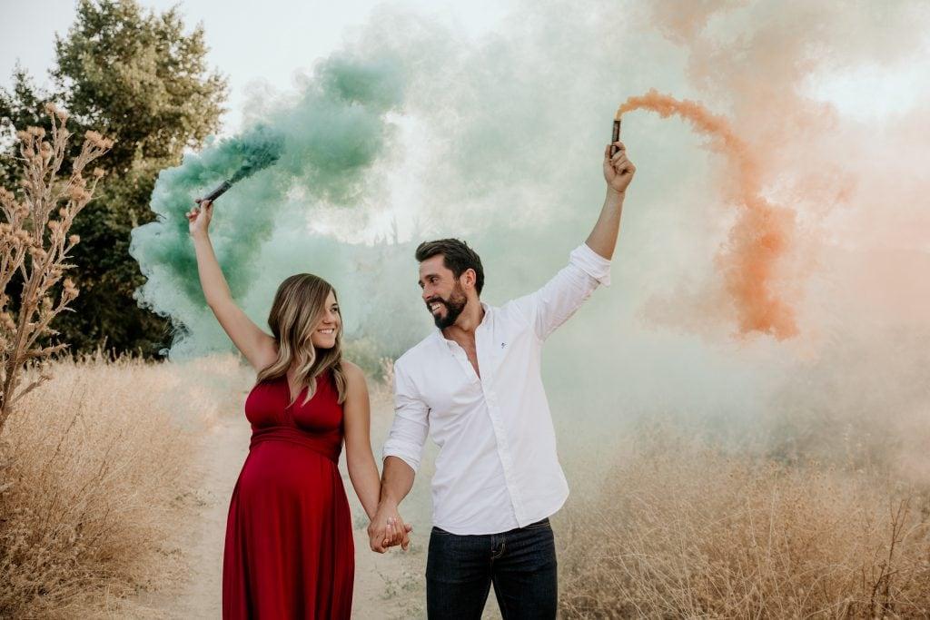 Fotografa de embarazo en madrid torrejon guadalajara