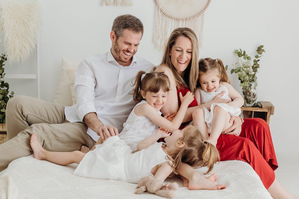 Fotografa de familia en madrid torrejon guadalajara