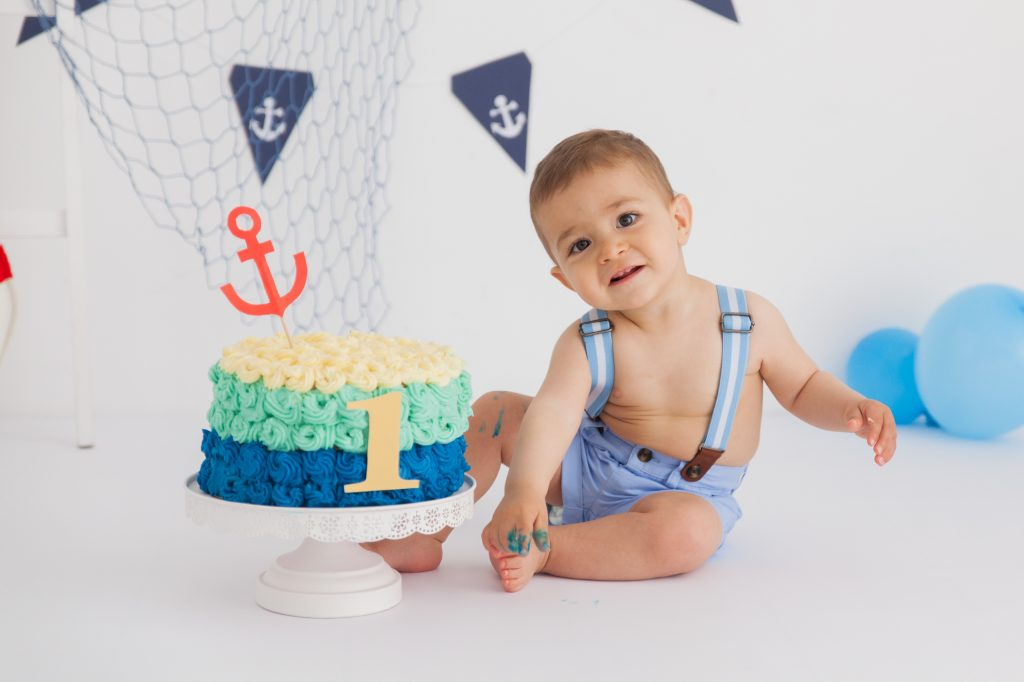 Fotografia Smash Cake Madrid